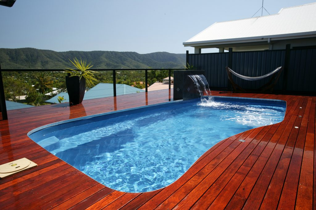 The 5 Best Types of Wood Pool Decking