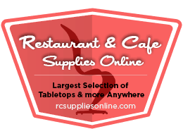 Restaurant & Cafe Supplies Online