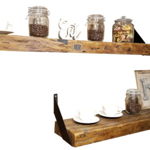 Reclaimed Wood Mantles