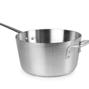 Aluminum Sauce Pan Saucepan Restaurant Kitchen Supplies